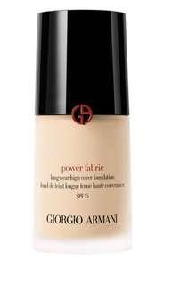 Giorgio Armani Power Fabric Foundation