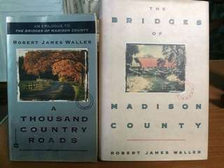 The Bridges of Madisson County Rare Bundle