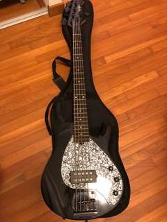 5 string OLP bass guitar