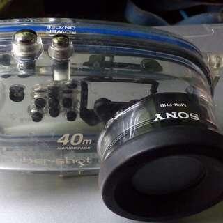Sony camera kedap air