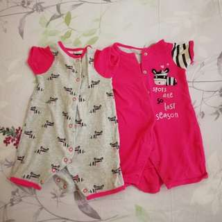 Mothercare romper
