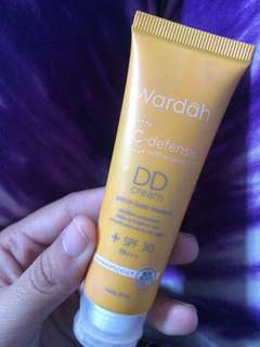 DD cream wardah