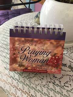 The Power Of A Praying Woman by Stormiest Omartian