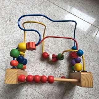 Kid's Wooden Toy