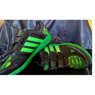 Limited Edition Adidas  Avengers (Hulk) Footwear (Size 38)