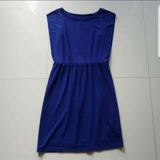 GG 5 Cobalt Blue Dress