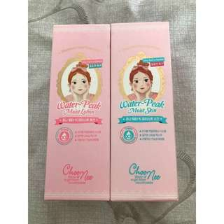Choonee's Lotion & Toner