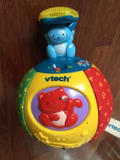 VTECH Pop Up Ball