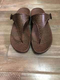 Fitflop SuperJelly Brown Cheetah