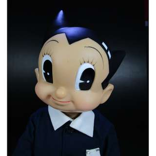 Vintage Billiken Astro Boy Figure