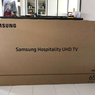 "Brand New SAMSUNG 65"" Hospitality UHD TV for sale !!"