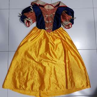 Snow White kids costume dress up
