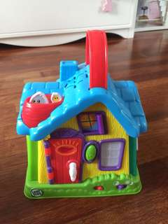 Leap Frog Play House