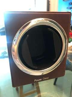 POWER GEAR Watch winder single 單頭手錶轉盒1個