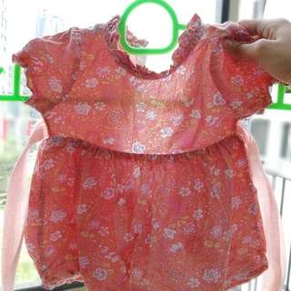Baby Dress 0-3 month