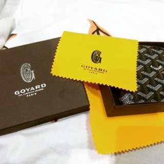 Goyard Men's Wallet