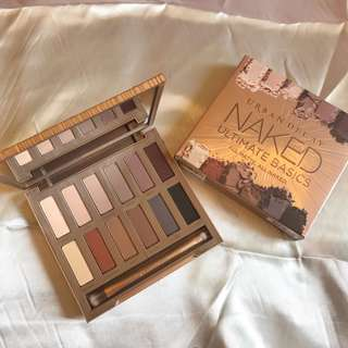 Urban Decay Naked Ultimate Basics (Matte) Eyeshadow Palette