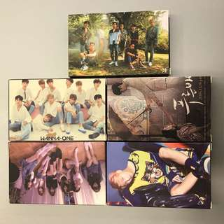 KPOP Lomo Cards Set