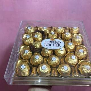 Ferrero Chocolates