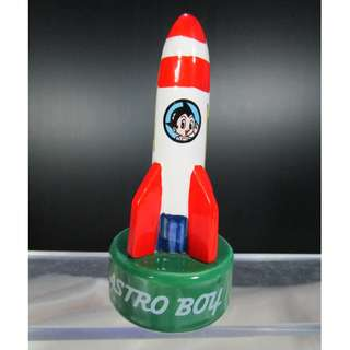 Rare Vintage Astro Boy Rocket Sharpen