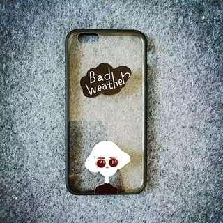 iPhone6 plus transparent case 手機殼