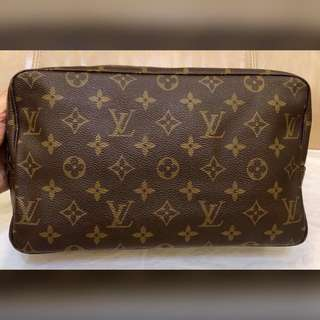 Authentic Louis Vuitton Toiletry Pouch Large - REPRICED!!!