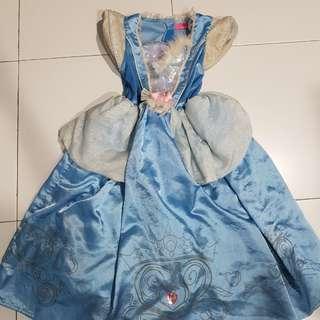 Cinderella dress ups