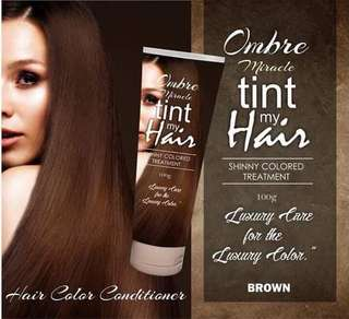 Tint Hair Color