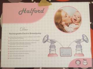 Halford Breastpump