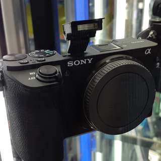 Camera SONY A6500 Bisa cicilan proses hanya 3 menit