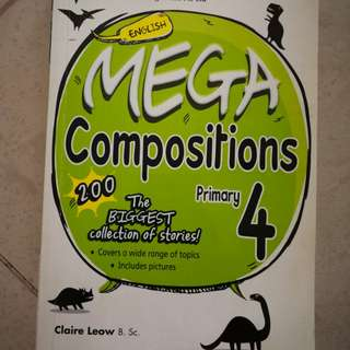 Primary 4. English Meg Compositions