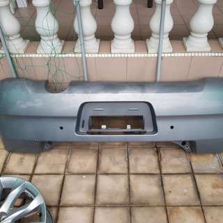 suzuki swift rear bumper