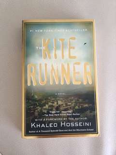 kite runner book📖