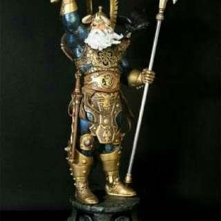 Sideshow Bowen Odin Statue