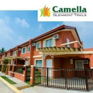 (RFO) One Unit left!!Camella Glenmont Trails- Sauyo