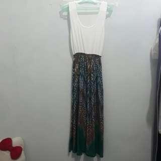 Dress perfect for summer beach