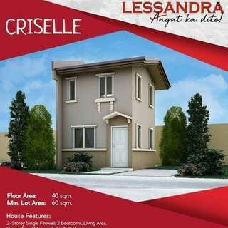 Affordable single attached house & lot