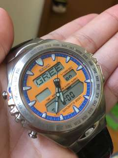 🈹️ 精工錶 運作正常 平到笑$499