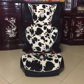 Child Booster Car Seat for height of 96.5cm to 160cm