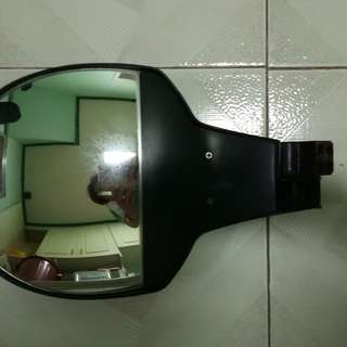 Toyota Commuter Back Mirror