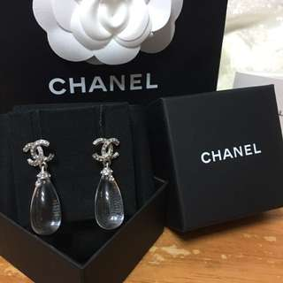 Chanel earring (全新2018)