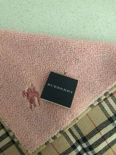 100% authentic brand new Burberry handicrafts