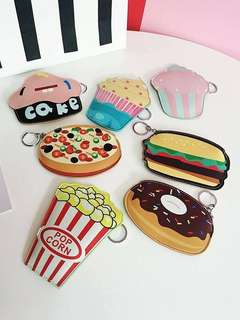 4 for 200 Snack Coin Purse