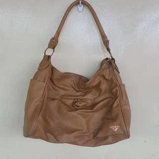 Authentic Roxy Leather Bag