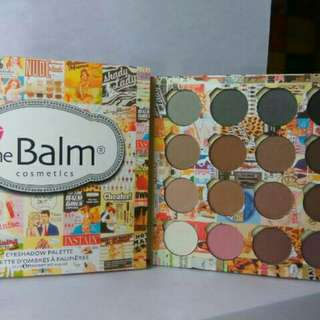 The Balm Eyeshadow Palette