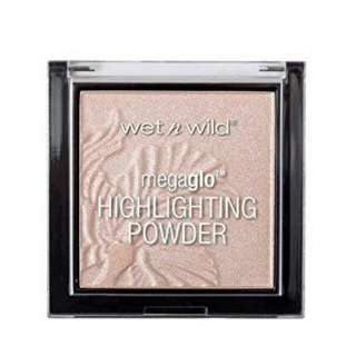 Wet n Wild Megaglo Highlighter Shade Blossom