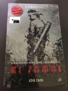 Buku Fixi - KL Zombie