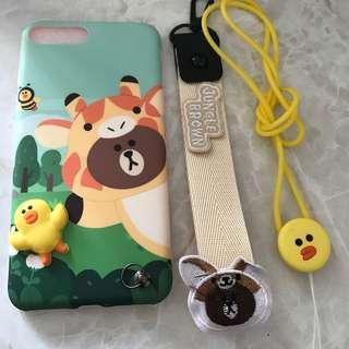 熊大 iphone 7p/8p
