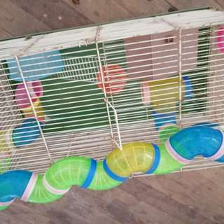 Hamster's Cage