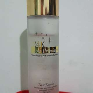 Secret Key Starting Treatment Essence 24 Gold Premium